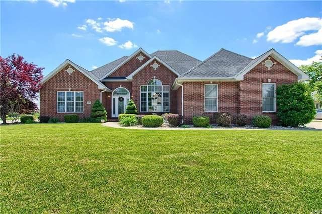 5208 Fox Cove, Edwardsville, IL 62025 (#21044398) :: Fusion Realty, LLC