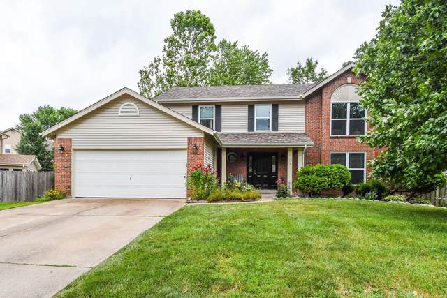 25 Sweet Meadow Ct, Saint Charles, MO 63303 (#21044402) :: St. Louis Finest Homes Realty Group