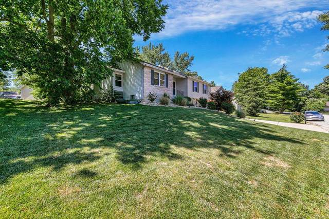 44 Marquette, Lake St Louis, MO 63367 (#21044440) :: St. Louis Finest Homes Realty Group