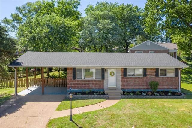 9301 Lodge Pole Lane, St Louis, MO 63126 (#21044448) :: Parson Realty Group