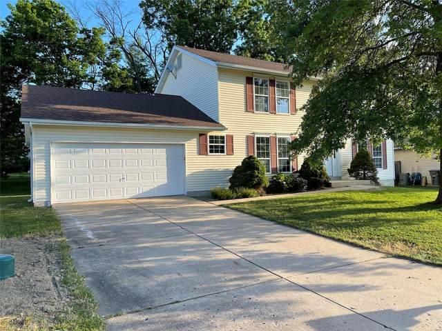602 Bennington, O'Fallon, MO 63304 (#21044452) :: St. Louis Finest Homes Realty Group