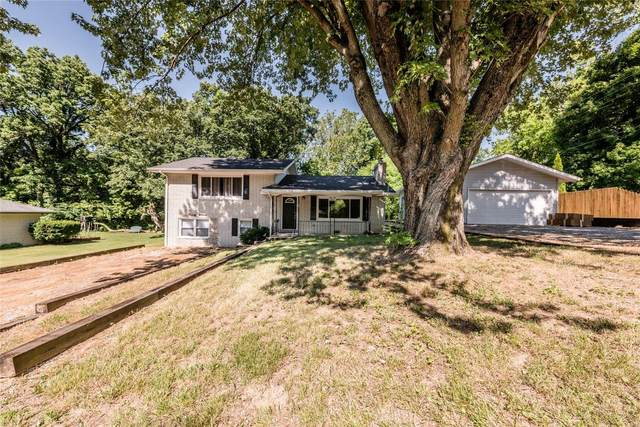 2011 Minter Lane, Fairview Heights, IL 62208 (#21044473) :: Fusion Realty, LLC