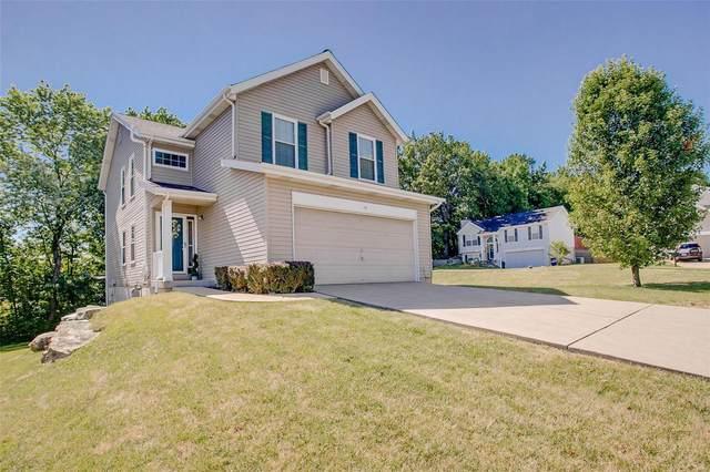 14 Fairway Estates Court, Eureka, MO 63025 (#21044498) :: St. Louis Finest Homes Realty Group