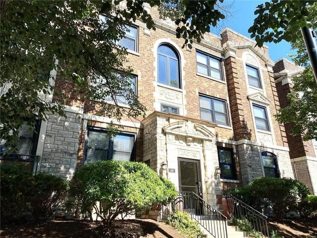 314 Clara Avenue 16N, St Louis, MO 63112 (#21044523) :: Jenna Davis Homes LLC