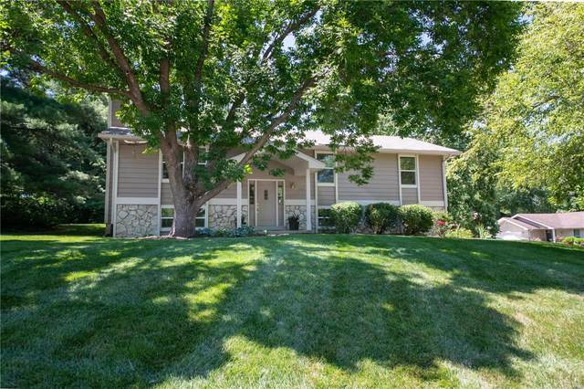930 Ampere Court, Lake St Louis, MO 63367 (#21044567) :: St. Louis Finest Homes Realty Group