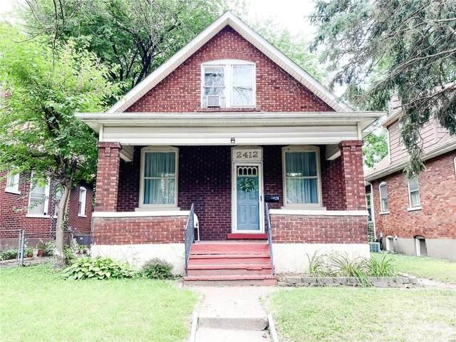 2412 Benton Street, Granite City, IL 62040 (#21044575) :: Parson Realty Group