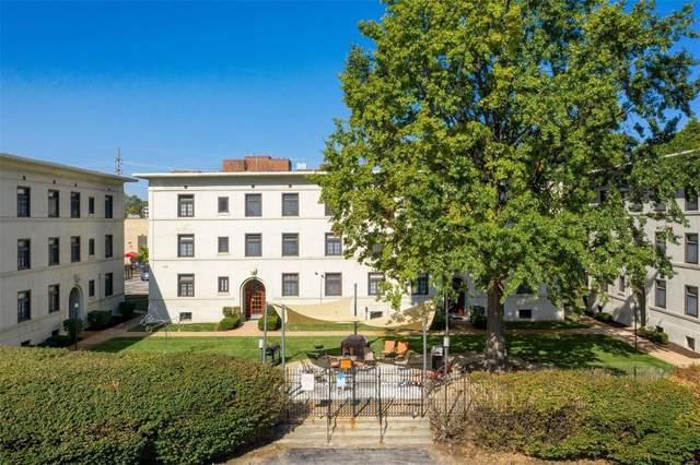 601 Westgate Avenue 601A, University City, MO 63130 (#21044580) :: Mid Rivers Homes