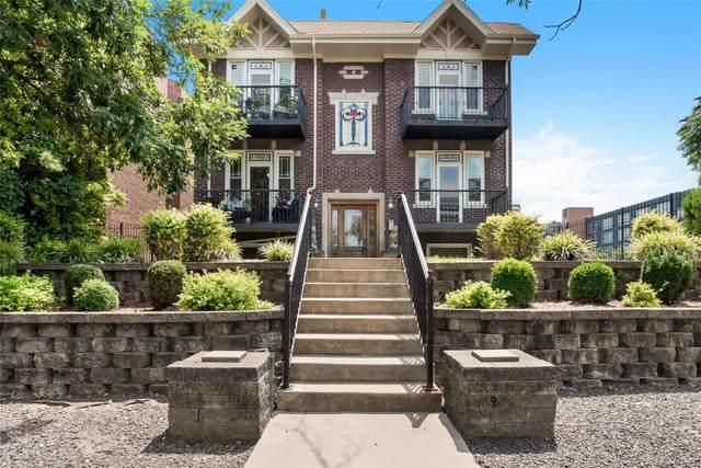 4512 Laclede Avenue, St Louis, MO 63108 (#21044593) :: Realty Executives, Fort Leonard Wood LLC