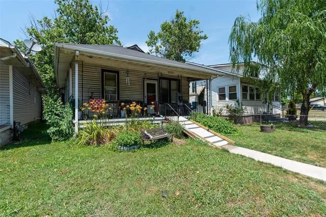 2339 Lincoln Avenue, Granite City, IL 62040 (#21044607) :: Parson Realty Group