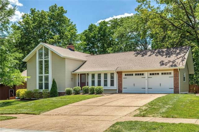 13 Sweetwood Court, Ballwin, MO 63011 (#21044624) :: St. Louis Finest Homes Realty Group