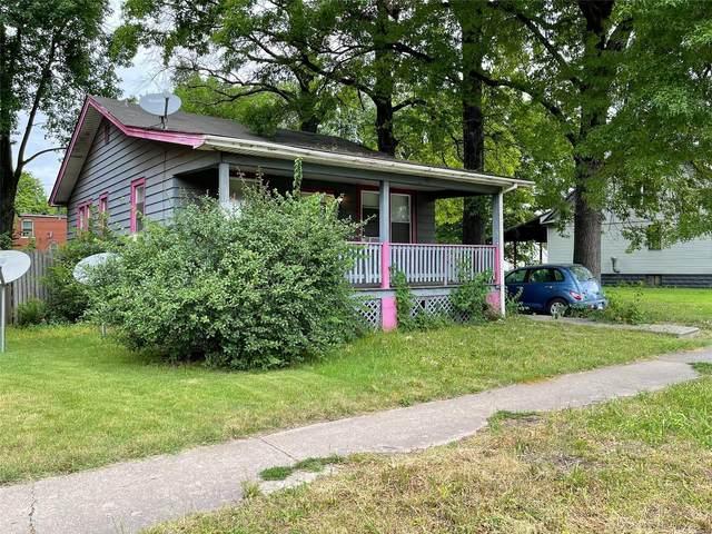 2517 E 24th, Granite City, IL 62040 (#21044641) :: Clarity Street Realty