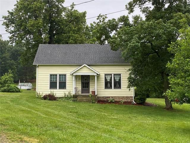 2617 Marsh Avenue, Hannibal, MO 63401 (#21044654) :: Krista Hartmann Home Team