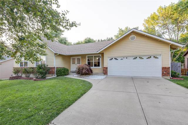 4674 Peggyann Drive, Saint Charles, MO 63304 (#21044661) :: St. Louis Finest Homes Realty Group