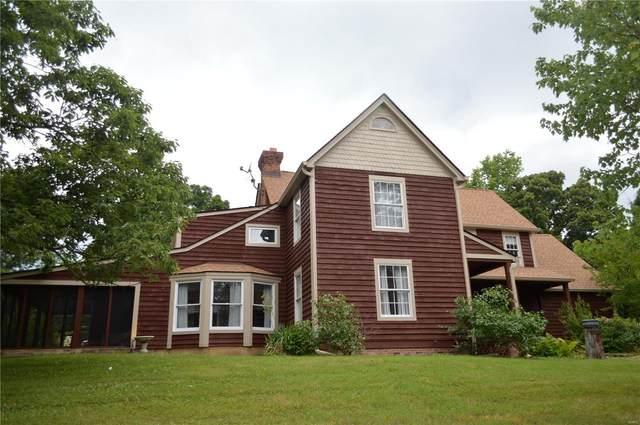 1133 Eureka Road, Eureka, MO 63025 (#21044679) :: St. Louis Finest Homes Realty Group