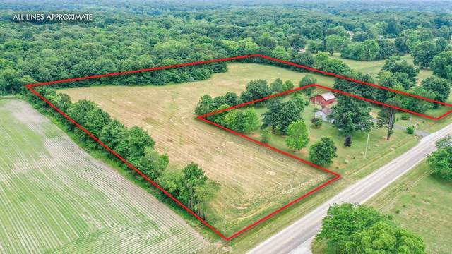 0 Route 138, BENLD, IL 62009 (#21044725) :: The Becky O'Neill Power Home Selling Team