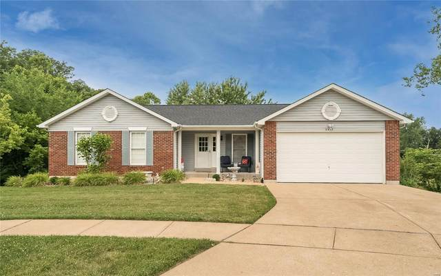2413 Riverbluff Drive, Arnold, MO 63010 (#21044727) :: Parson Realty Group