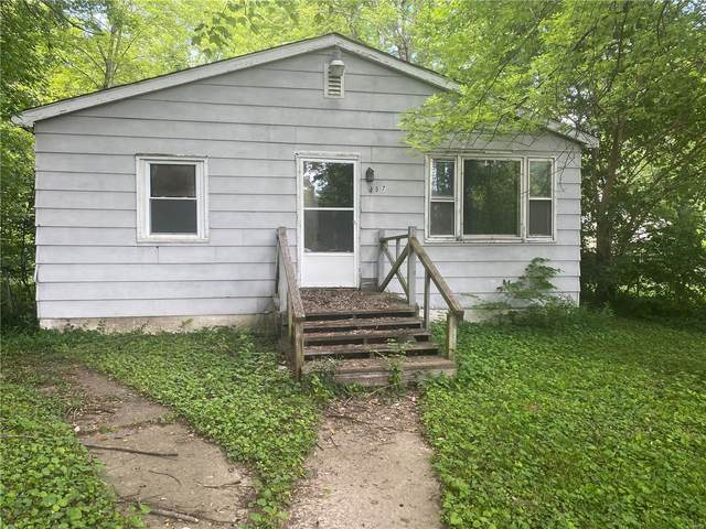 457 Mildred, Cahokia, IL 62206 (#21044734) :: Parson Realty Group
