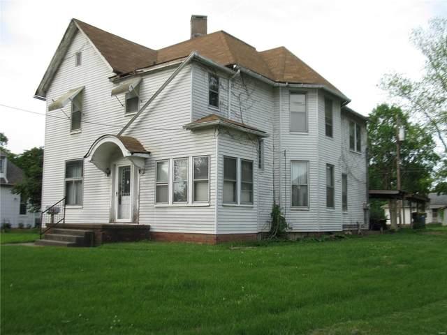 614 N Buchanan St, Edwardsville, IL 62025 (#21044764) :: Jenna Davis Homes LLC