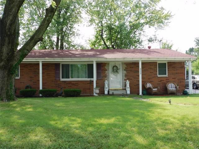 5213 Bonita Boulevard, Fairview Heights, IL 62208 (#21044794) :: Hartmann Realtors Inc.