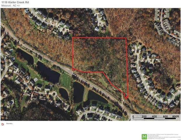 1110 Kiefer Creek Road, Ballwin, MO 63021 (#21044825) :: Krista Hartmann Home Team