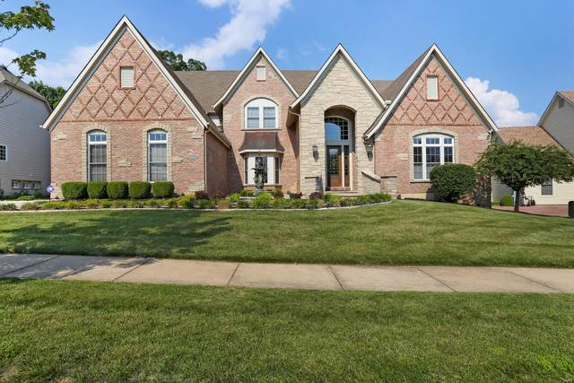 1836 Spring Mill Creek, Saint Charles, MO 63303 (#21044827) :: Reconnect Real Estate
