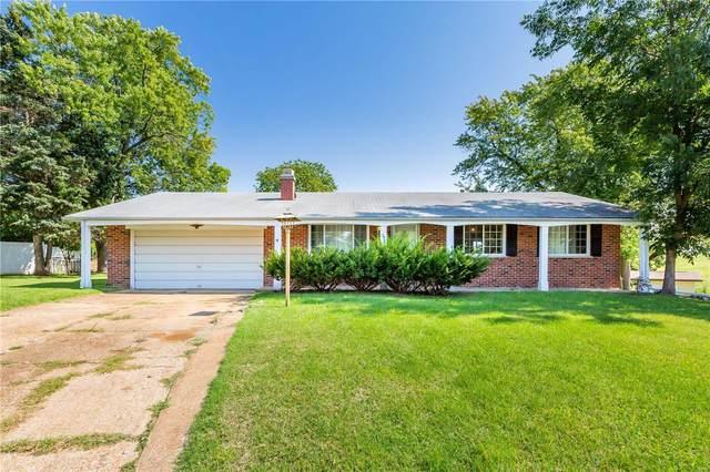 4162 Fuller Lane, Bridgeton, MO 63044 (#21044834) :: St. Louis Finest Homes Realty Group