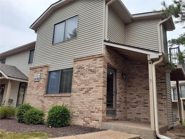 295 Eagle Ridge, O'Fallon, IL 62269 (#21044860) :: Hartmann Realtors Inc.