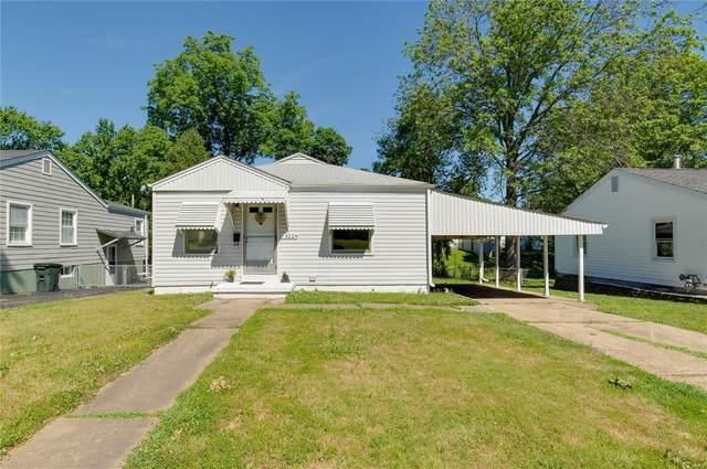 3229 Lynros Drive, Saint Ann, MO 63074 (#21044895) :: Finest Homes Network