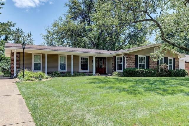 425 Iron Lantern Drive, Ballwin, MO 63011 (#21044902) :: St. Louis Finest Homes Realty Group