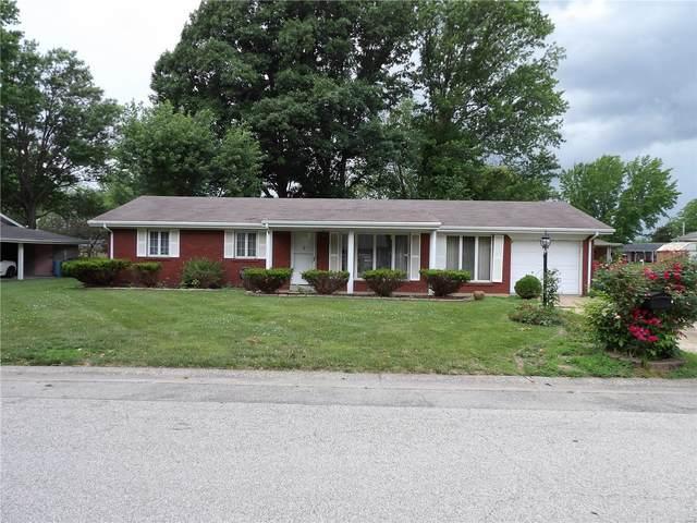 7 Kingman Court, Belleville, IL 62220 (#21044928) :: Parson Realty Group