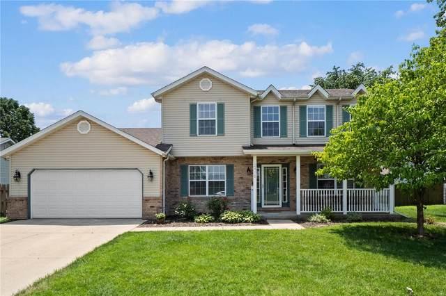 2418 Coniferous Drive, Shiloh, IL 62221 (#21044987) :: Fusion Realty, LLC