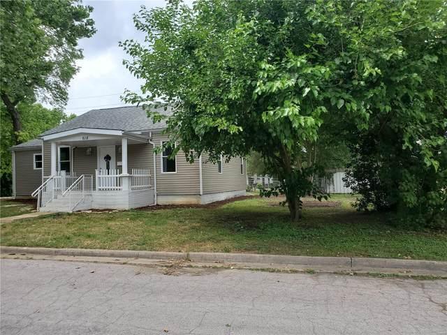 618 Rollins Street, De Soto, MO 63020 (#21045123) :: Parson Realty Group