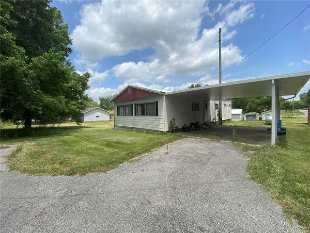 7333 Norris, MARION, IL 62959 (#21045124) :: Fusion Realty, LLC
