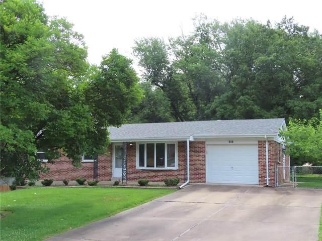 906 Prince Charles Way, Ellisville, MO 63021 (#21045179) :: PalmerHouse Properties LLC