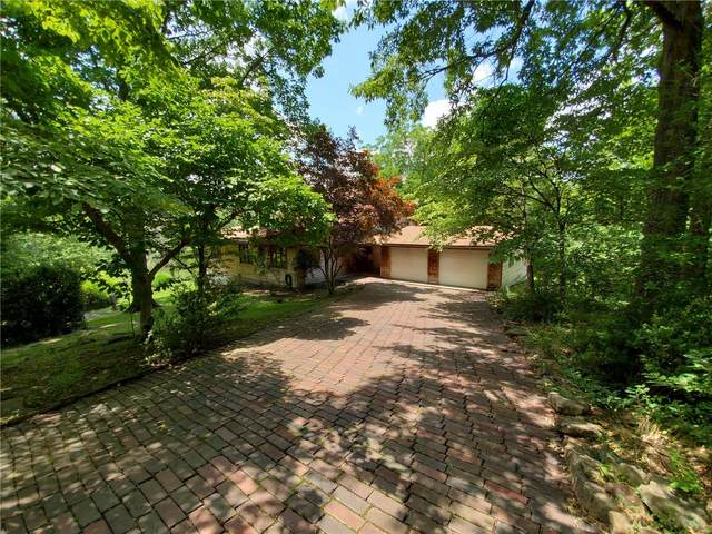 167 Apple Orchard Road, CARBONDALE, IL 62903 (#21045243) :: Fusion Realty, LLC
