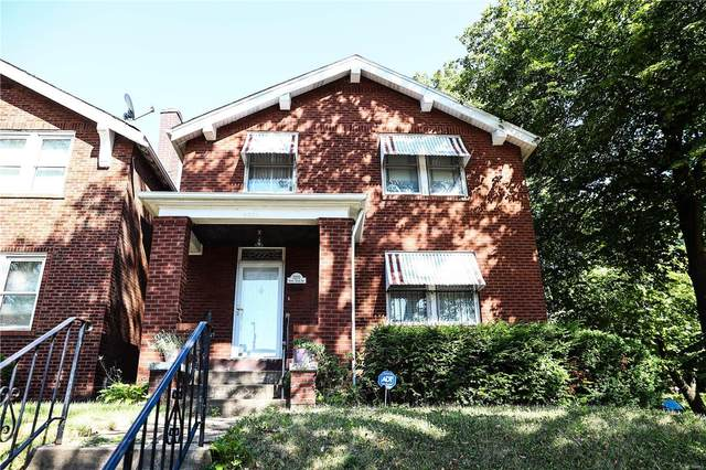 3202 N Taylor Avenue, St Louis, MO 63115 (#21045269) :: Parson Realty Group