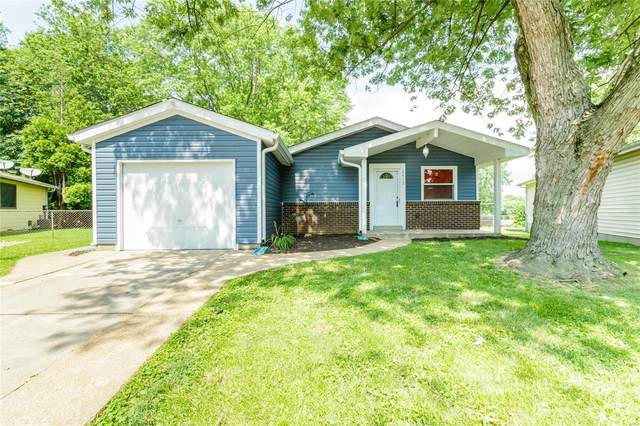 2413 Soundview Court, Florissant, MO 63031 (#21045299) :: The Becky O'Neill Power Home Selling Team