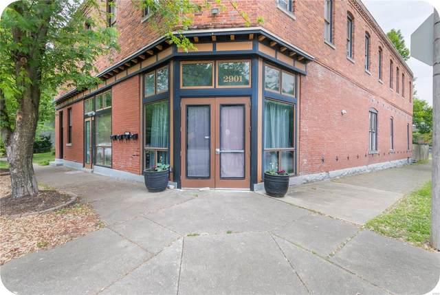 2901 Wisconsin Avenue #2907, St Louis, MO 63118 (#21045386) :: Century 21 Advantage