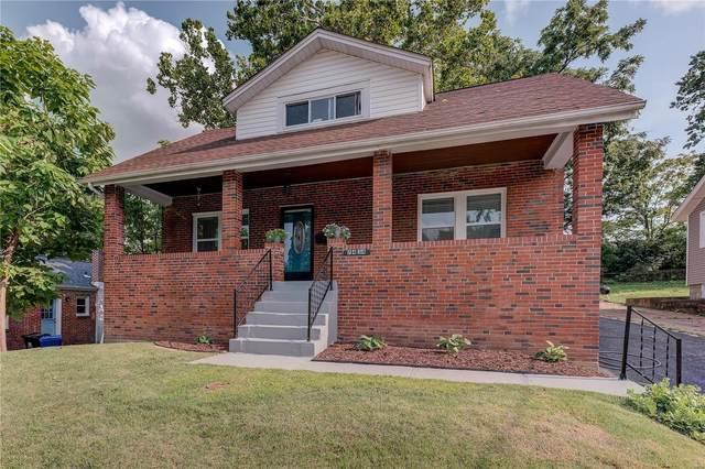 7434 Canton Avenue, St Louis, MO 63130 (#21045405) :: Delhougne Realty Group