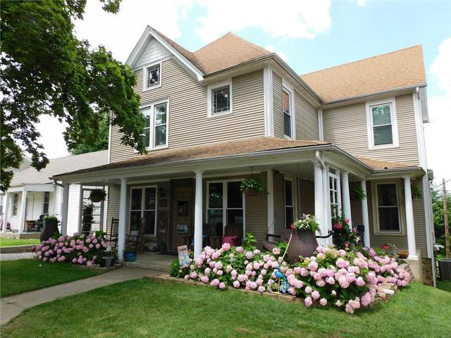783 State Street, CHESTER, IL 62233 (#21045440) :: Parson Realty Group