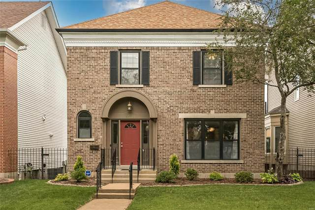 4204 Westminster Place, St Louis, MO 63108 (#21045442) :: Terry Gannon   Re/Max Results