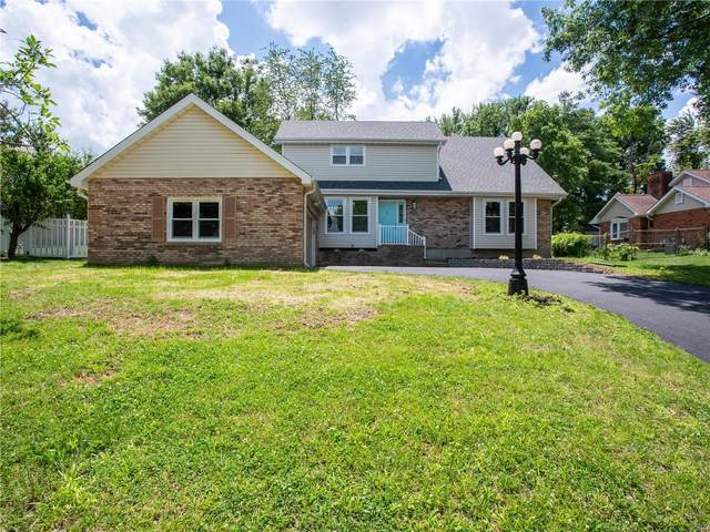 1906 Westview Avenue, St Louis, MO 63122 (#21045504) :: Parson Realty Group