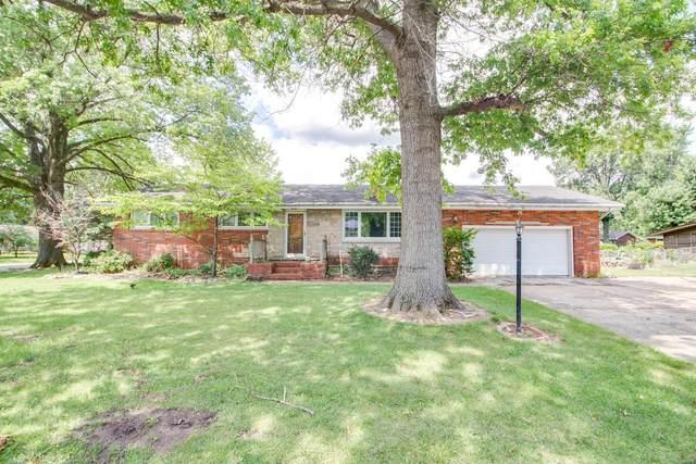 7400 Cedar Drive, Godfrey, IL 62035 (#21045531) :: Jenna Davis Homes LLC