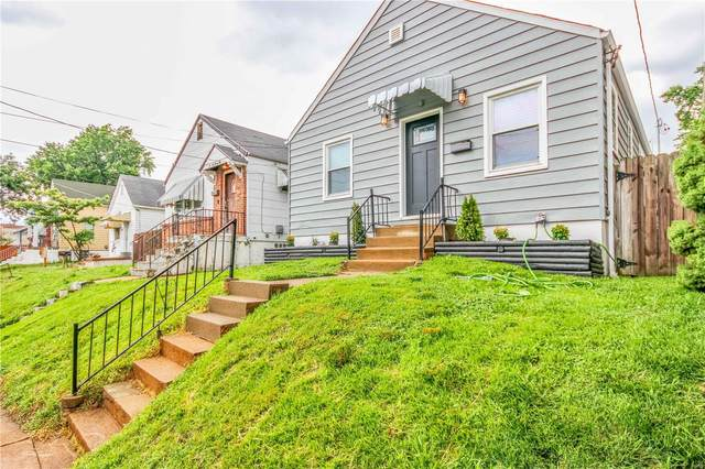 4221 Schiller Place, St Louis, MO 63116 (#21045563) :: Clarity Street Realty