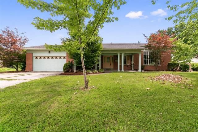 2320 Charwood Street, Saint Charles, MO 63301 (#21045584) :: Matt Smith Real Estate Group