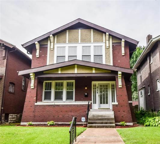 3138 Geyer Avenue, St Louis, MO 63104 (#21045713) :: Friend Real Estate