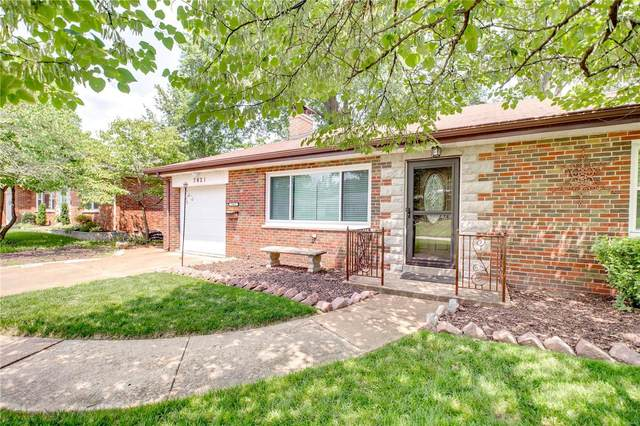 7421 Cheshire, St Louis, MO 63123 (#21045832) :: Reconnect Real Estate