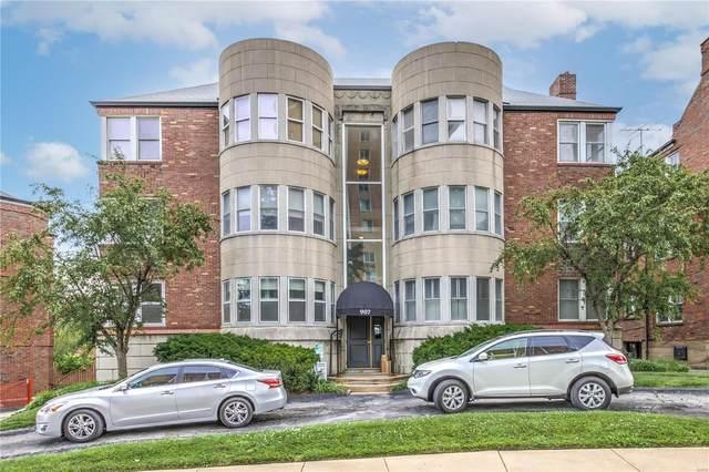 907 S Hanley #1, St Louis, MO 63105 (#21045836) :: Delhougne Realty Group