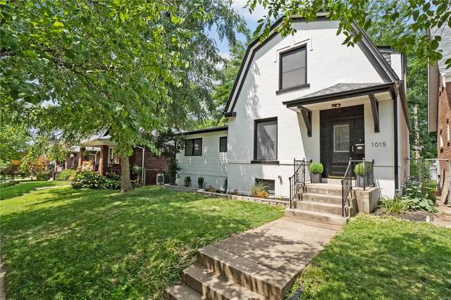 1015 Blendon Place, St Louis, MO 63117 (#21045837) :: Clarity Street Realty