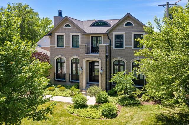 8300 Kingsbury Boulevard, Clayton, MO 63105 (#21045845) :: Mid Rivers Homes
